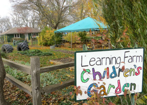 Children's Garden at Prairie Crossing