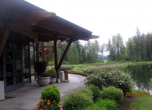 Club House at Trilogy at Redmond Ridge