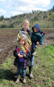Amy's Farming Family