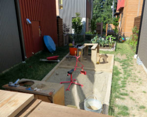 Children's Play Area at GROW