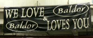 Baldor Signage