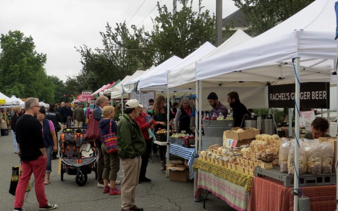 Strenghtening the Local Food Economy